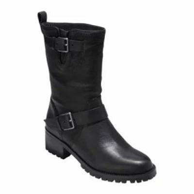 コールハーン ブーツ Hemlock Boot Black Leather