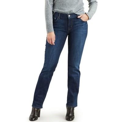 リーバイス レディース デニムパンツ ボトムス Levi'sR 505 Straight Leg Jeans