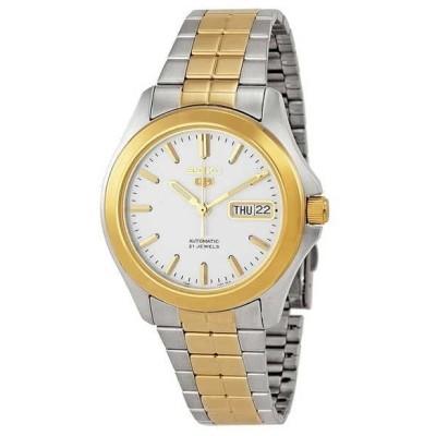 腕時計 セイコー Seiko メンズ SNKK94 'クラシック' オートマチック ツートン ステンレス スチール 腕時計