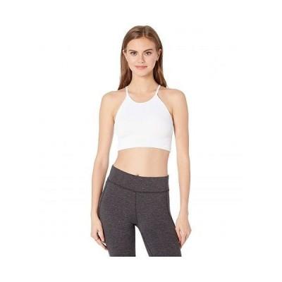 FP Movement レディース 女性用 ファッション アクティブシャツ Cropped Run Tank - White