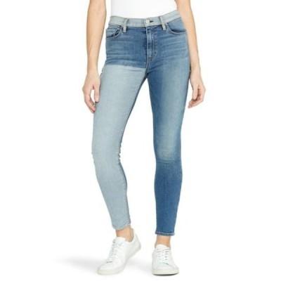 ハドソンジーンズ レディース デニムパンツ ボトムス Barbara High Waist Skinny Jeans INVERTED I