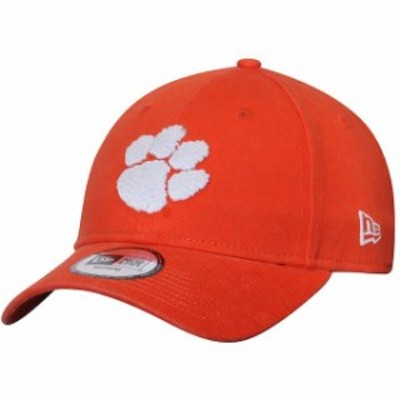 New Era ニュー エラ スポーツ用品  New Era Clemson Tigers Orange Relaxed 49FORTY Fitted Hat