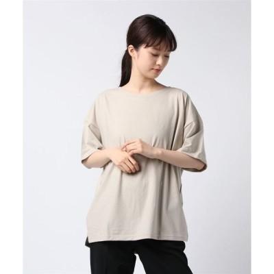 tシャツ Tシャツ 天竺シンプルTシャツ