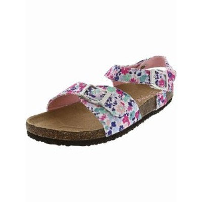 Joules ジュール ファッション シューズ Joules Junior Tippy Toes Ankle-High Fabric Sandal