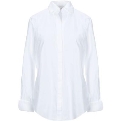 カリバン CALIBAN シャツ ホワイト 46 コットン 100% シャツ