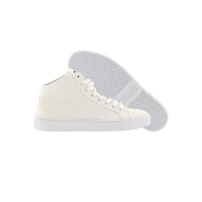 スニーカー メンズ クルックスアンドキャッスルズ Crooks and Castles lifestyle shoes Redfoot  I1040901-WHITE