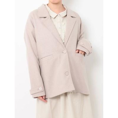 【公式】merry jenny(メリー ジェニー)Backタックルーズジャケット