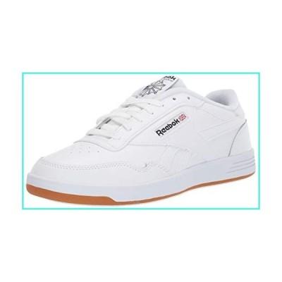 【新品】Reebok Men's Club MEMT Sneaker, White/Black Rubber gum-01, 10.5 M US(並行輸入品)