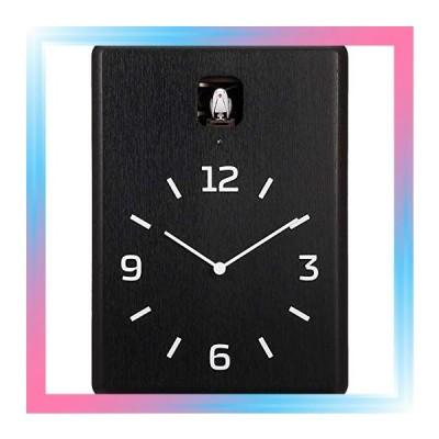 ブラック CUCU カッコー時計 ブラック LC10-16 BK
