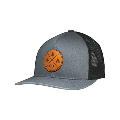 LINDO Trucker Hat - GO Outdoors (Gray/Black)