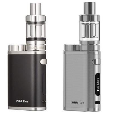 電子タバコ Eleaf iStick Pico ピコ 75w + MELO3 mini 電池 リキッド2個付き