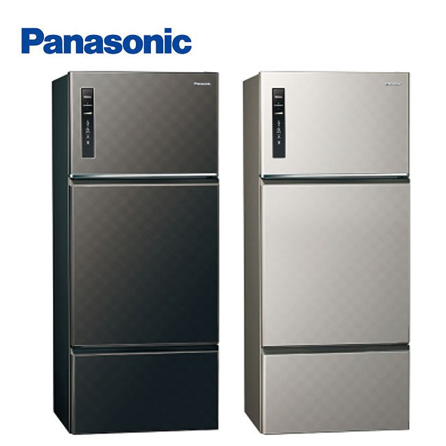 Panasonic 國際牌- 481公升無邊框鋼板變頻三門冰箱 NR-C489TV 含基本安裝 廠商直送