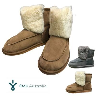 エミュ オーストラリア ローンセストンミニ EMU Australia LAUNCESTON MINI ムートンブーツ ショート丈