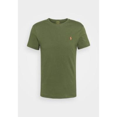 ラルフローレン メンズ Tシャツ トップス Basic T-shirt - supply olive supply olive