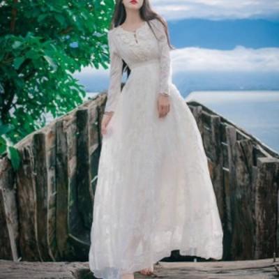 夏新作ワンピース リゾートワンピースパーティードレス 結婚式 ドレス ワンピース 二次会 レディース ワンピース