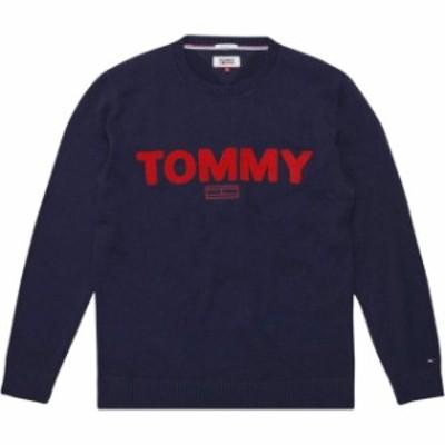 tommy-jeans トミー ジーンズ ファッション 男性用ウェア セーター tommy-hilfiger bold-logo