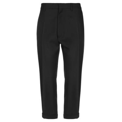 ディースクエアード DSQUARED2 パンツ ブラック 38 バージンウール 100% パンツ