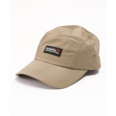 ALAND / MAHAGRID/ロゴキャンプキャップ 2921003 MEN 帽子 > キャップ