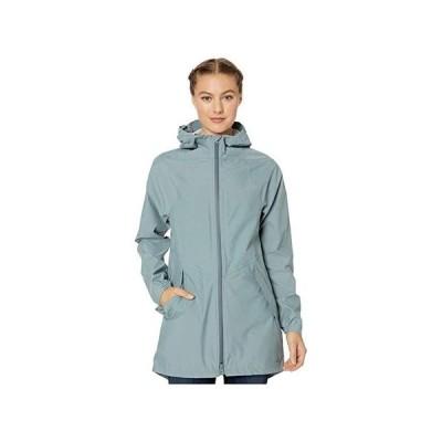 Prana Southbounder Jacket レディース コート アウター Smoky Blue
