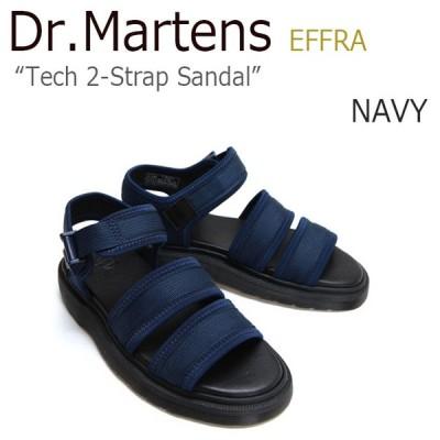 Dr.Martens Effera Tech 2-Strap Sandal / Navy / メンズ  ドクターマーチン  サンダル  21136410 シューズ