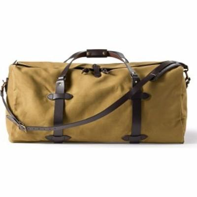 フィルソン FILSON メンズ ボストンバッグ・ダッフルバッグ バッグ Large Cotton Duffle Bag Tan