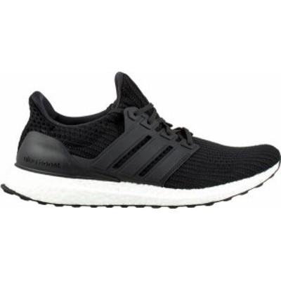 アディダス メンズ スニーカー シューズ adidas Men's Ultraboost Running Shoes Black/White