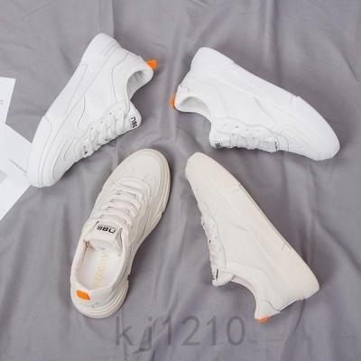 小さな白い靴の女性2019新しい春の韓国のファッションフラットシューズカジュアルスポーツシューズ
