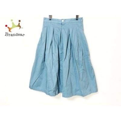 グランマママドーター GRANDMA MAMA DAUGHTER スカート サイズ0 XS レディース ブルー   スペシャル特価 20200822