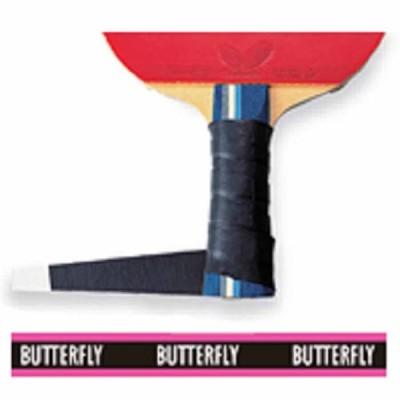 バタフライ 卓球ラケット用グリップ(ブラック) BUTTERFLY ソフトグリップテープ BUT-70910-278 返品種別A