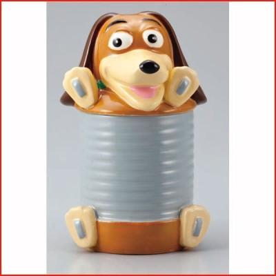 トイストーリー マグカップ スリンキー ディズニー 食器 フタ付きマグカップ スリンキードッグ