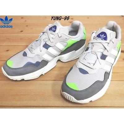 adidas Originals YUNG-96▼CBROWN/OWHITE(F97182)▼アディダス オリジナルス ヤング-96 メンズスニーカー