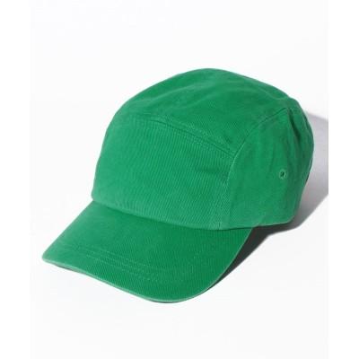 【センスオブグレース】 WHIRLWIND CAP ユニセックス グリーン F SENSE OF GRACE