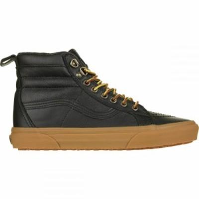 ヴァンズ Vans メンズ ブーツ シューズ・靴 Sk8 - Hi MTE Boot Black/Gum