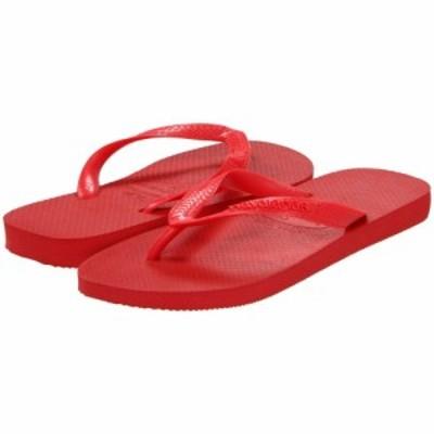 ハワイアナス Havaianas レディース ビーチサンダル シューズ・靴 top flip flops Ruby Red