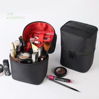 収納バッグ バッグインバッグ メイクボックス 洗面道 化粧ポーチ 化粧筆ポーチ 旅行ポーチ 便利グッズ レディース 無地 多機能 小物収納 シンプル