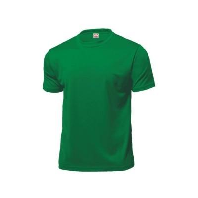 ドライライトTシャツ P330-26 グリーン ウンドウ wundou スポーツウエア