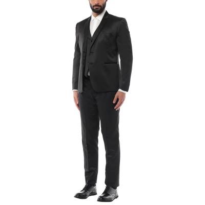 ブライアン デールズ BRIAN DALES スーツ ブラック 54 ウール 50% / レーヨン 50% スーツ