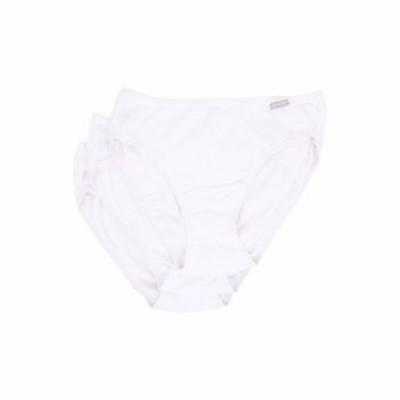 ジョッキー Jockey レディース ショーツのみ 3点セット インナー・下着 Elance Bikini 3-Pack White/White/White