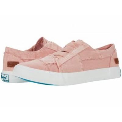 Blowfish ブローフィッシュ レディース 女性用 シューズ 靴 スニーカー 運動靴 Marley Dusty Pink Colorwashed Canvas【送料無料】