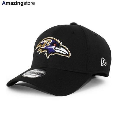 ニューエラ 39THIRTY ボルチモア レイブンズ 【NFL TEAM CLASSIC FLEX FIT CAP/BLACK】 NEW ERA BALTIMORE RAVENS