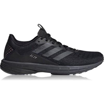 アディダス adidas レディース ランニング・ウォーキング シューズ・靴 Sl20 Summer Ready Running Shoes Black/Grey