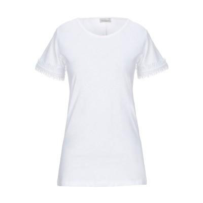 BRUNO MANETTI T シャツ ホワイト 50 コットン 100% T シャツ