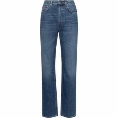 トーテム Toteme レディース ジーンズ・デニム ボトムス・パンツ mid-rise wide-leg jeans Washed Blue