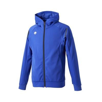 【デサント】 トレーニングジャケット メンズ ブルー系 XO DESCENTE