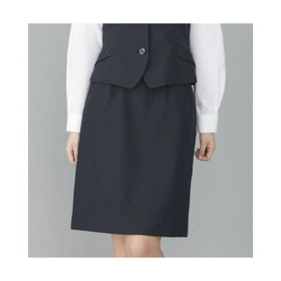FS4052 フォーク オフィスウェア タイトスカート 女性用 ホームクリーニング 洗濯可 FOLK ワークスタイル スーツ