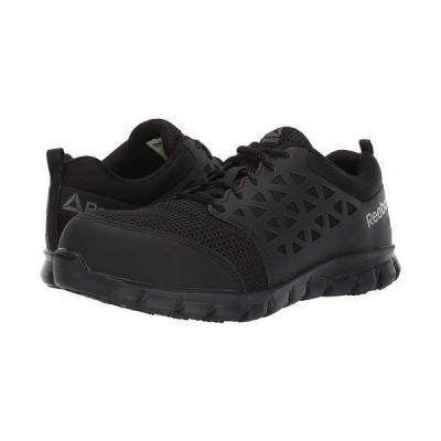 Reebok Work リーボック レディース 女性用 シューズ 靴 スニーカー 運動靴 Sublite Cushion Work Comp Toe EH - Black