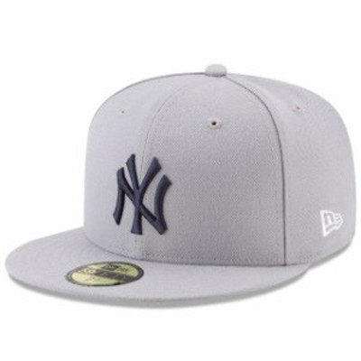New Era ニュー エラ スポーツ用品  New Era New York Yankees Youth Gray 2017 Players Weekend 59FIFTY Fitted Hat