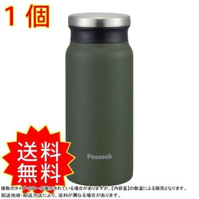 ピーコック スクリューマグ AMZ-40 K カーキ 通常送料無料