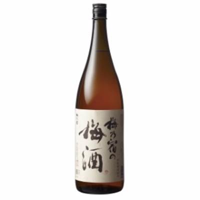 敬老の日 ギフト 梅酒 梅乃宿の梅酒 1800ml 6本 奈良県 梅乃宿酒造 リキュール ケース販売