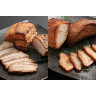 K046◇金猪豚[淡路いのぶた]モモ・バラ チャーシュー(計1kg)